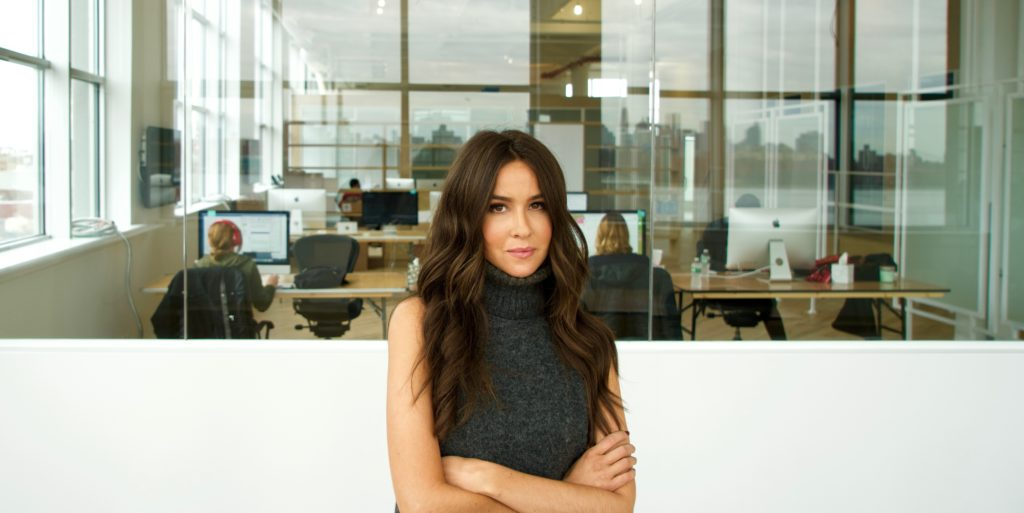 My Journey From Struggling Actress to Successful Tech CEO